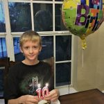 Happy 10th Birthday, Little Jason!
