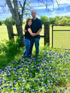 Texas Spring Bluebonnets