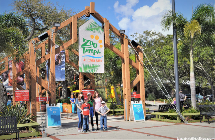 Zoo Tampa at Lowry Park family fun