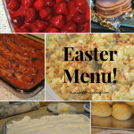 Our Traditional Easter Menu