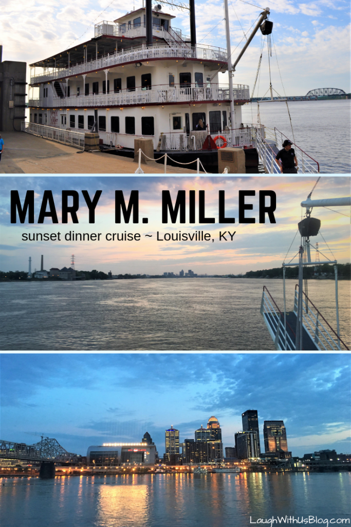 Mary M. Miller Sunset Dinner Cruise Louisville KY