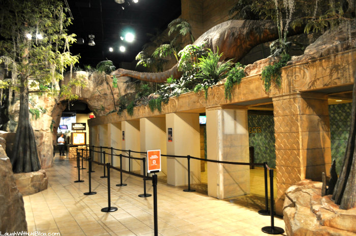 Creation Museum entrance