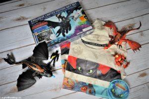 Train Dragon 3 Walmart exclusive gift set