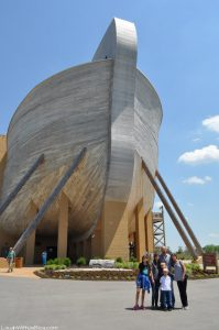 Ark Encounter Family getaway