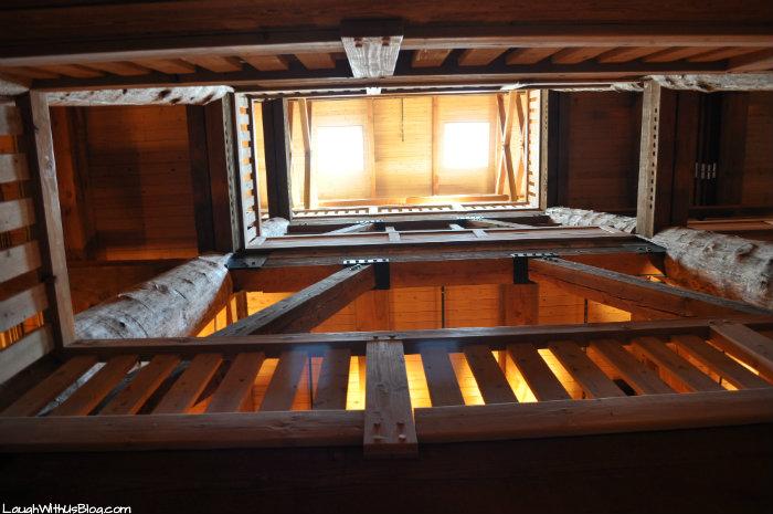 Ark Encounter inside the ark
