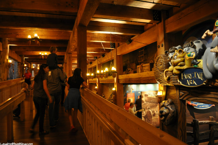 Ark encounter experience