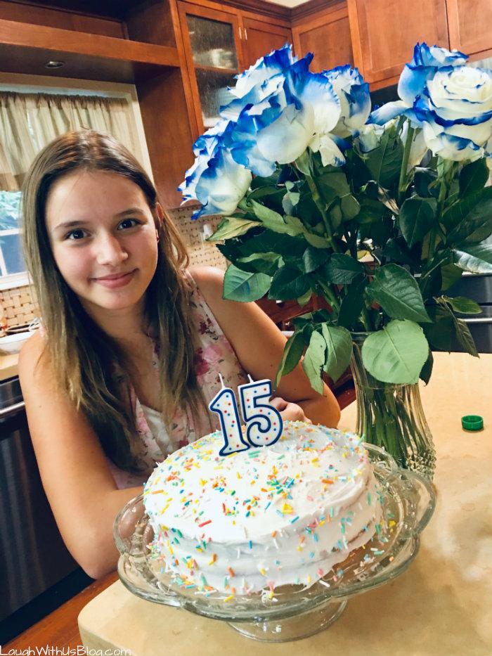 happy 15th birthday  joy