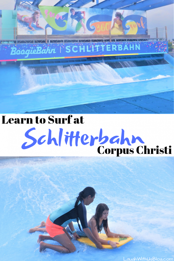 Learn to Surf at Schlitterbahn Corpus Christi Waves Resort