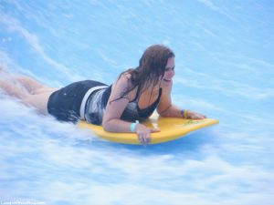 Schlitterbahn Surf Lesson Waves Resort Corpus Women in Surf event