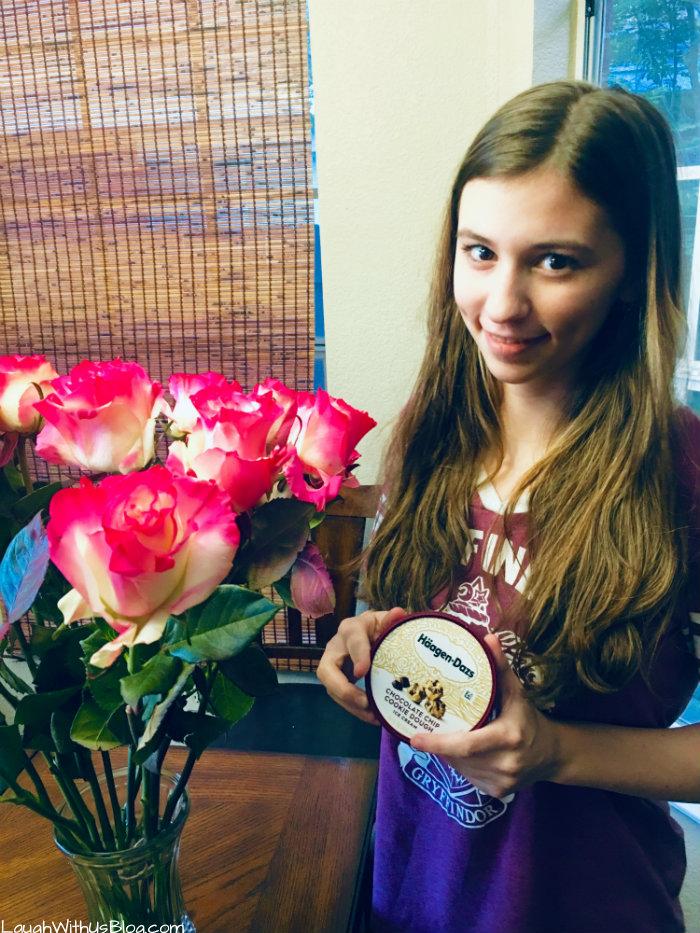 Faith 18 Birthday Flowers