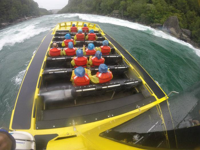 Niagara Falls USA Jet Boat Tour experience