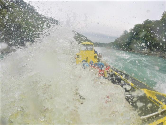 Niagara Falls USA Jet Boat Tours w