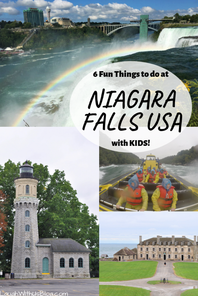 What to do at Niagara Falls with Kids
