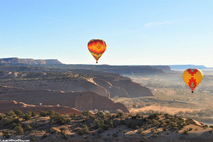 Gallup Hot Air Balloon Rides
