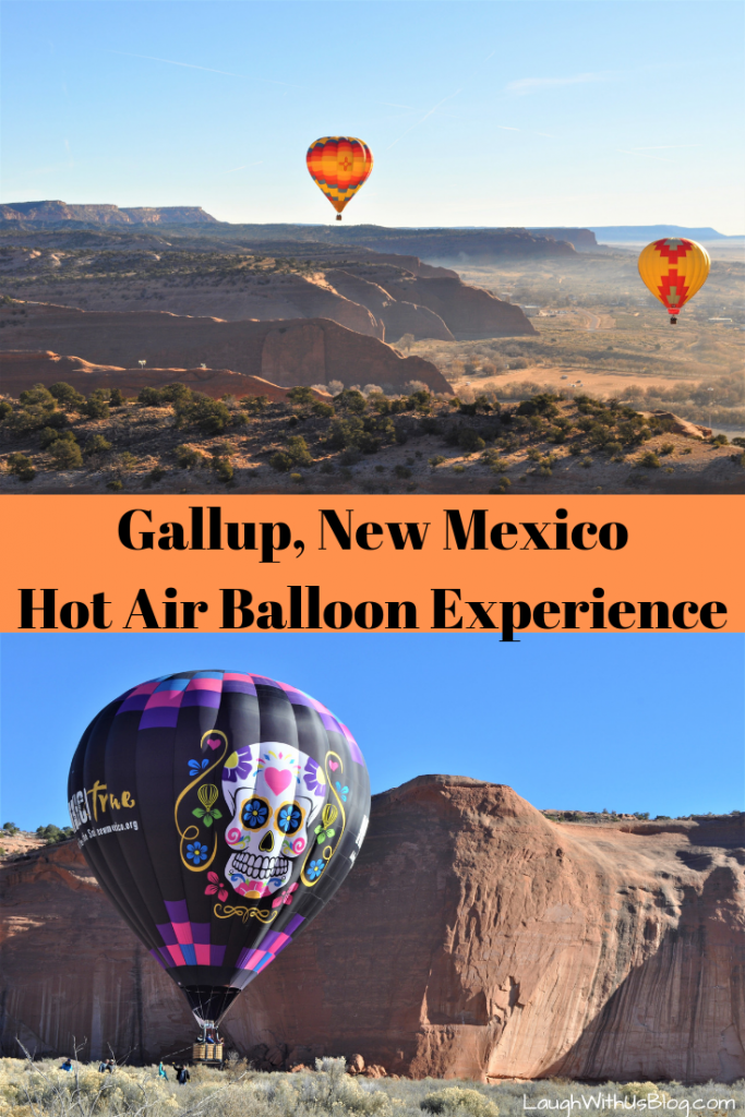 Gallup, New Mexico Hot Air Balloon Experience