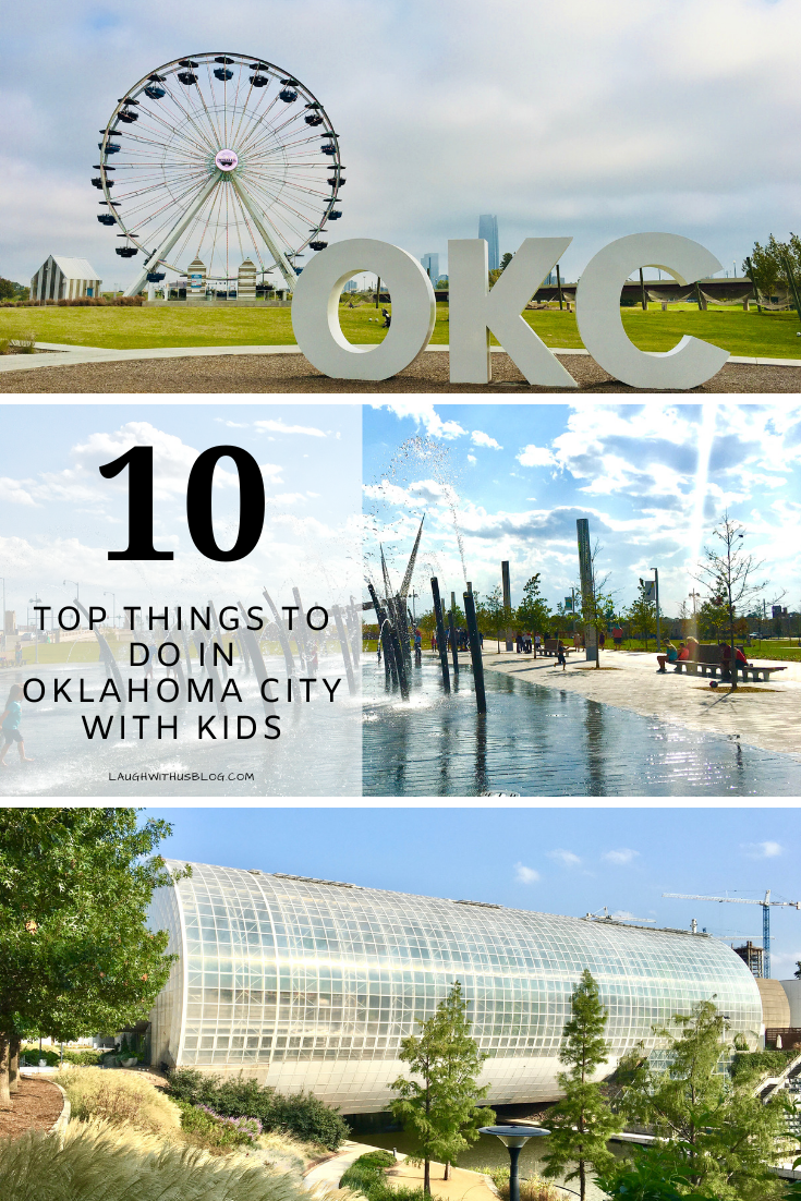 10 Top Things to do in Oklahoma City with kids