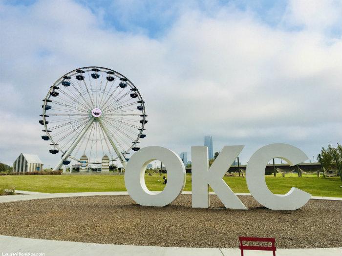 Oklahoma City Ferris Wheel
