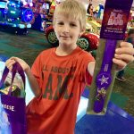 ALL YOU CAN PLAY at Chuck E. Cheese!
