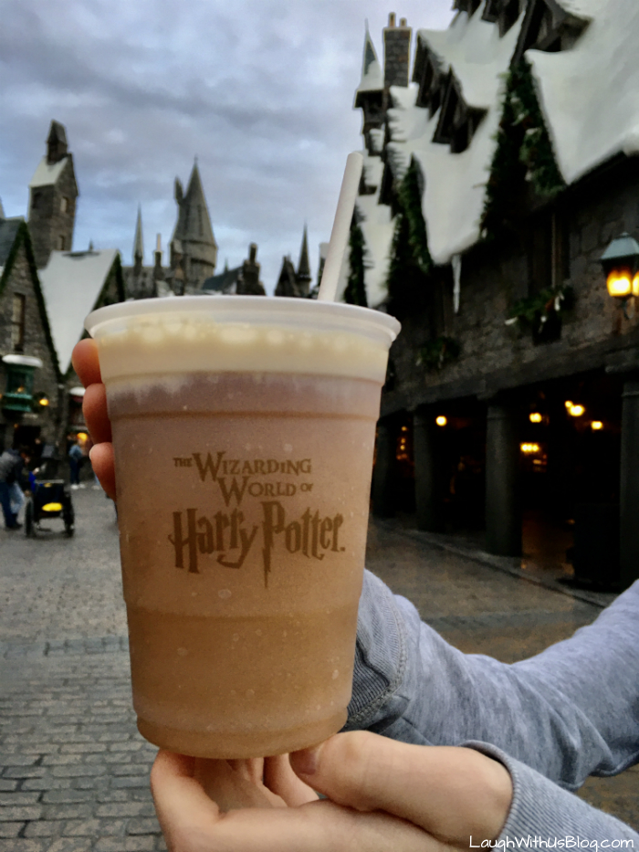 Frozen Butter Beer