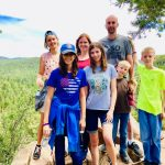 Family Camp in Glorieta New Mexico